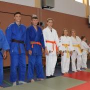 Eindrücke Judotraining